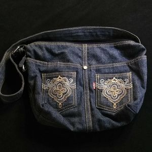 Purse levi Straus jean purse.